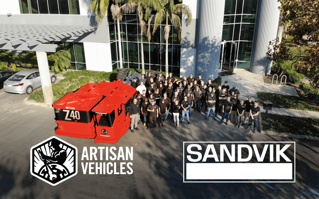 Artisan announces that it is to be acquired by Sandvik