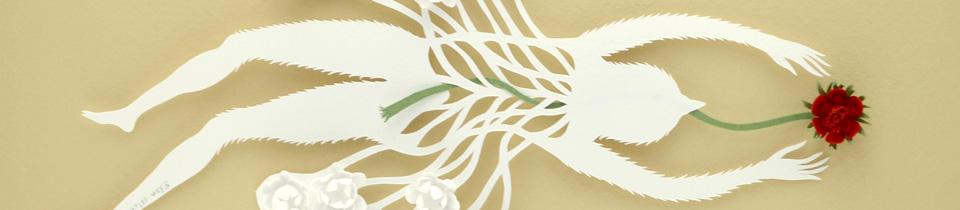 Inner Thread. Papercut.