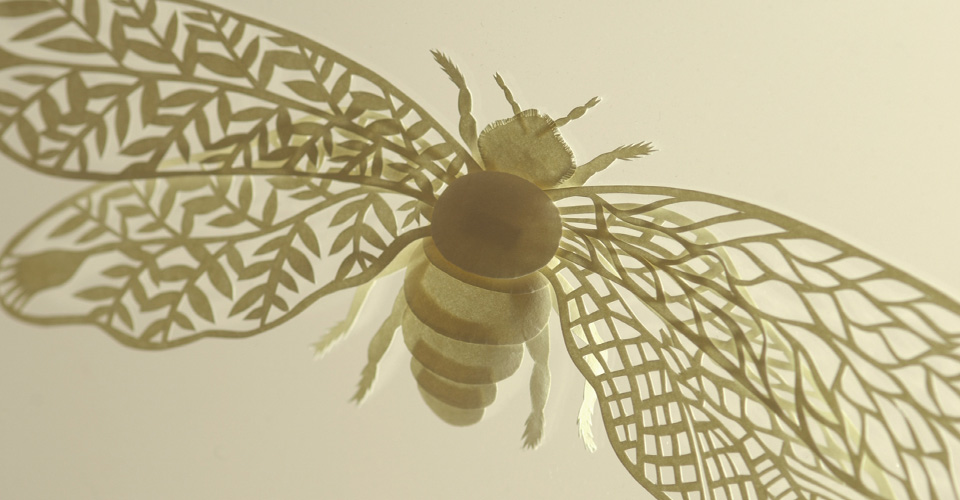 Yellow-bee