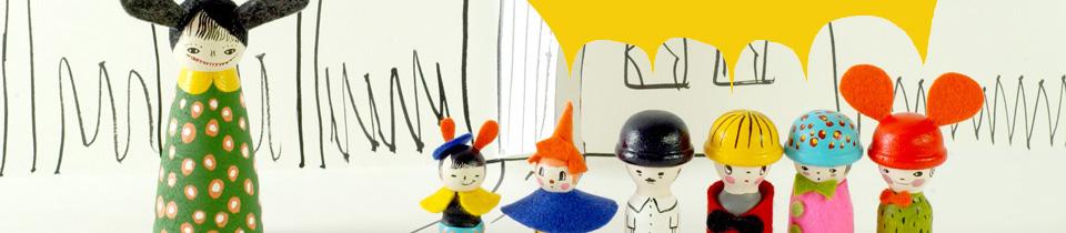 A Giveaway! Margaret Bloom's book: Making Peg Dolls.