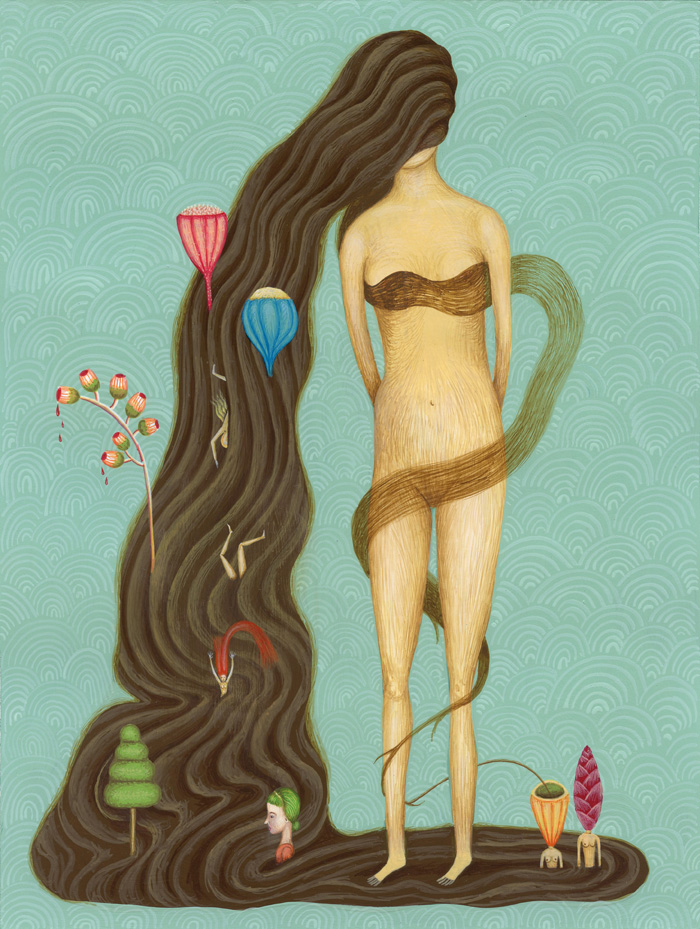 Hair 700