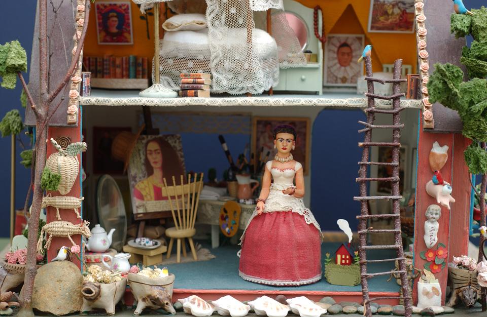 Frida Kahlo's House 5 copy
