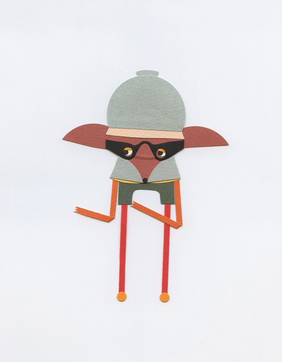 Paper character by Elsa Mora copy