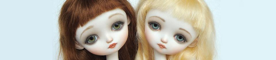 Ana Salvador's Dolls.
