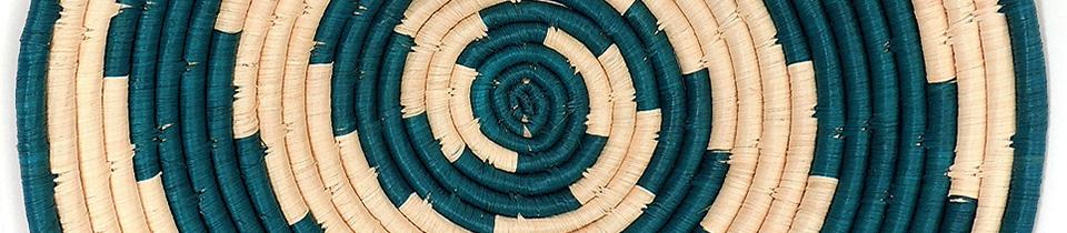 Beautiful African Baskets.