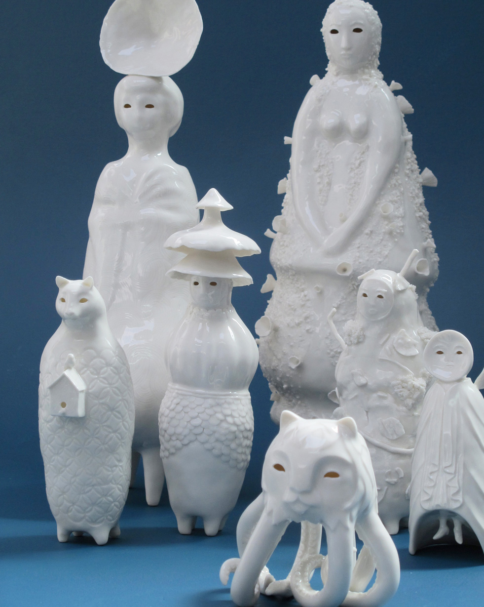 ceramic-artist-animals-mythical-sophie-woodrow