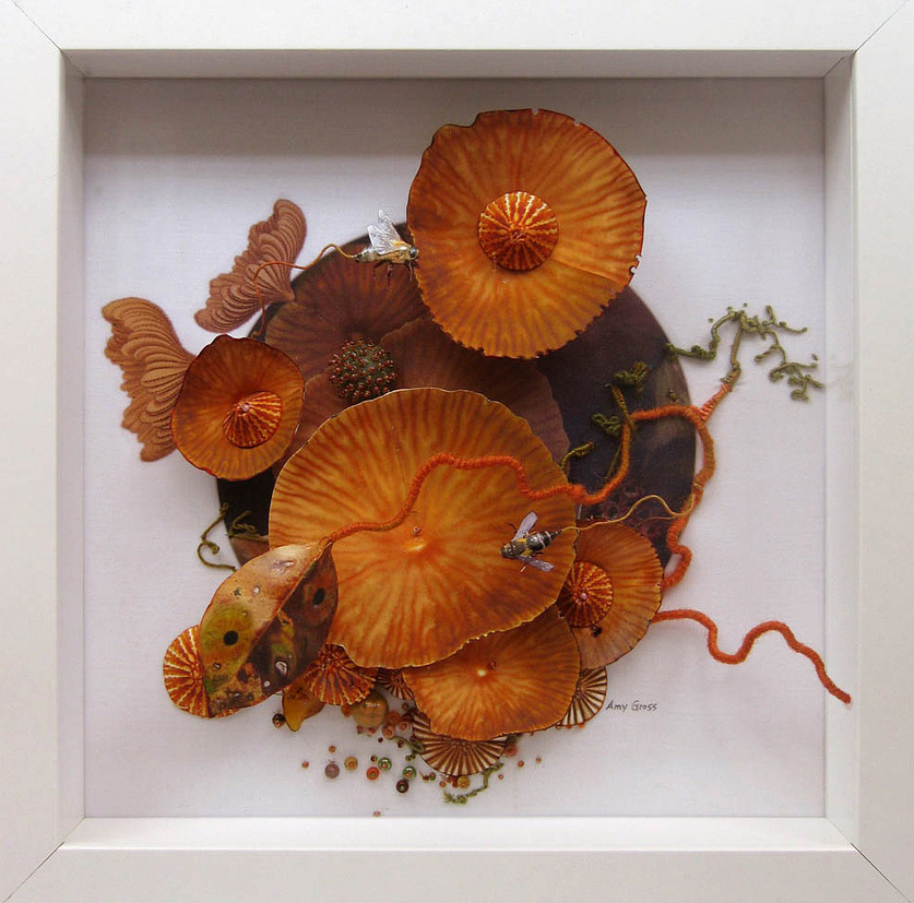 The Textile Art of Amy Gross.