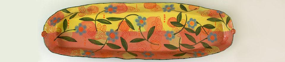 Nancy Gardner's Ceramics.