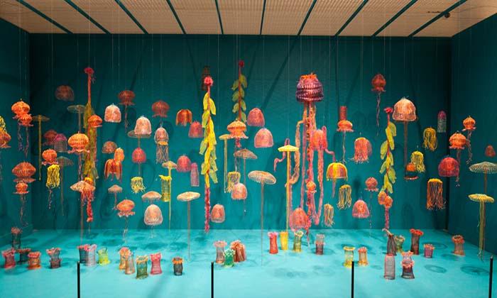 Arline Fisch: Creatures of the Deep