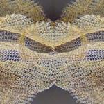 Crochet Sculptures by Arline Fisch.