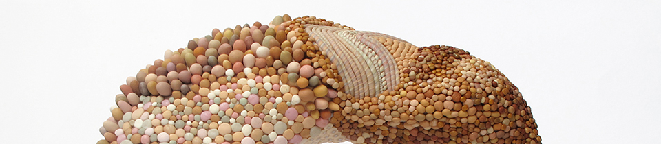 Polymer Sculptures by Angelika Arendt.
