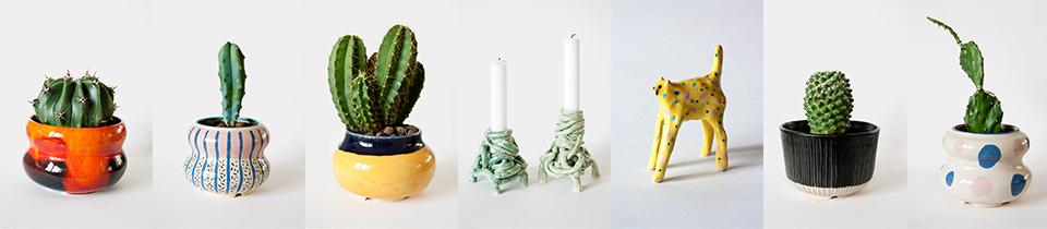 Karin Hagen's Ceramics.