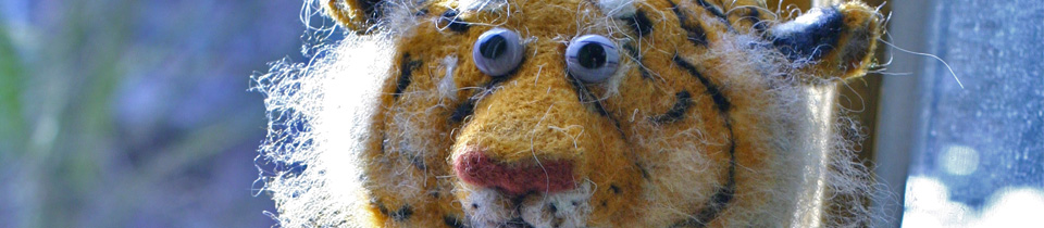 Felted Dolls by Pixy69.