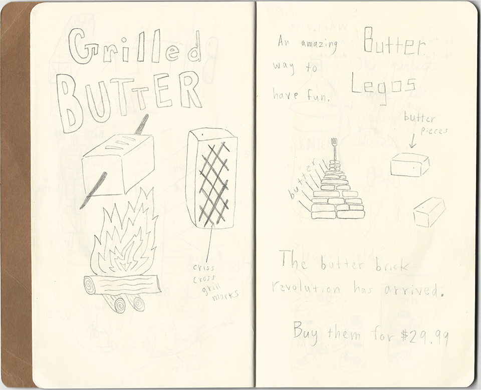 The Book of Butter-9