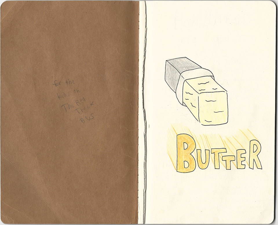 The Book of Butter