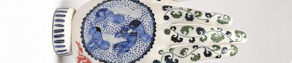 Vipoo Srivilasa's Porcelains.