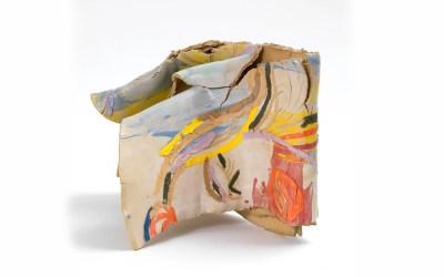 Ghada Amer's Ceramics