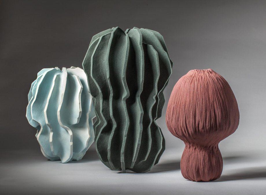 Ceramics by Turi Heisselberg Pedersen