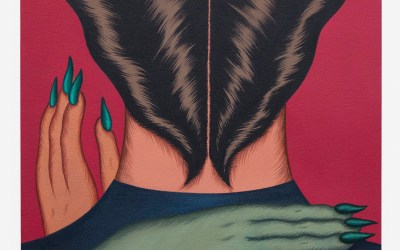 Paintings by Julie Curtiss