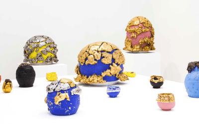 Ceramics by Kuwata Takuro