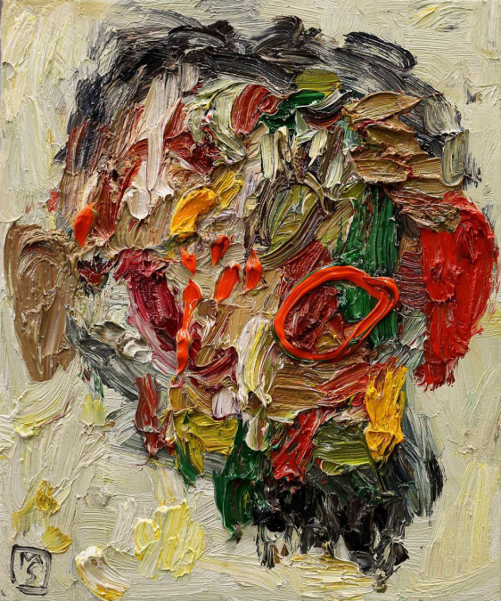 Paintings by Matías Sánchez