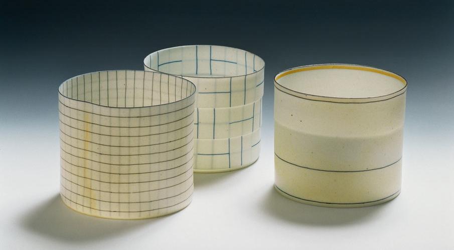 Porcelains by Bodil Manz
