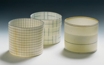 Porcelains by Bodil Manz