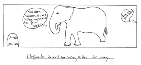 Editorial Cartoons for 4th, 5th and 6th Grade