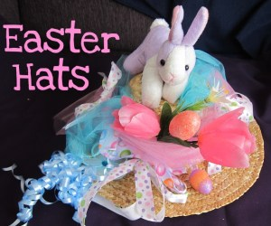 Easter hats craft