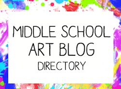 middle school art teacher blog directory