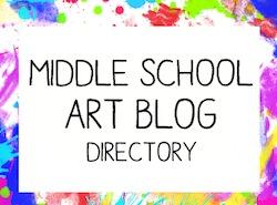 Middle School Art Blog Directory