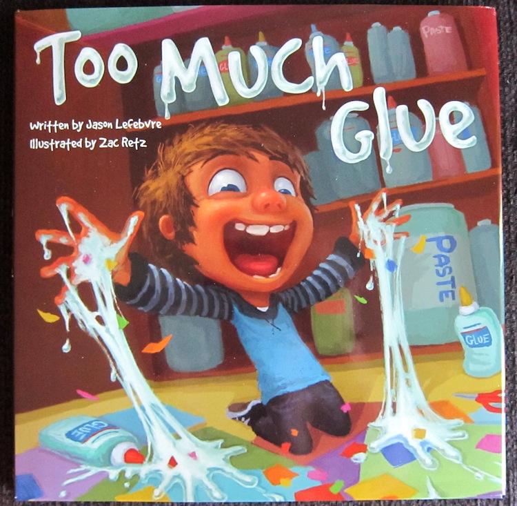 Too Much Glue