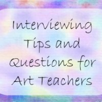 Interview Questions for Art Teaching Job