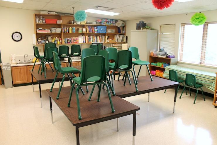 My Art Classroom