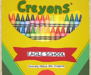 All About Me Crayon