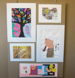 Art Show at Library