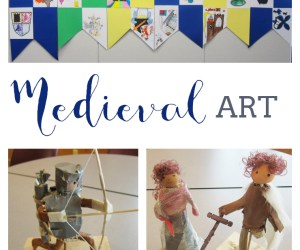 Medieval Knight Sculptures