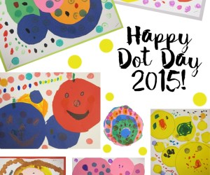 Dot Day Art Projects