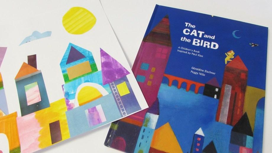 Paul Klee Castle Collages