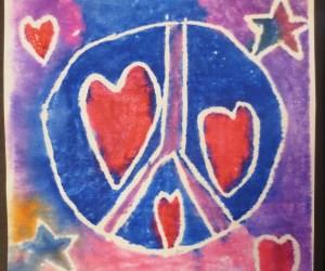 Peace Prints (2)