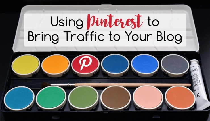 Using Pinterest to Bring Traffic to Your Blog