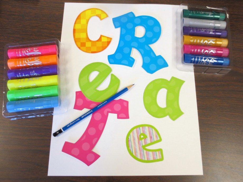 Create Letter Painting