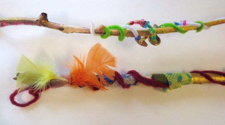 Talking Sticks 2