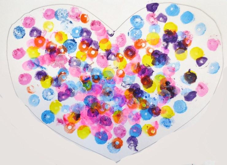 confetti hearts matisse