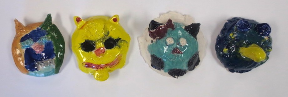 Clay Masks4