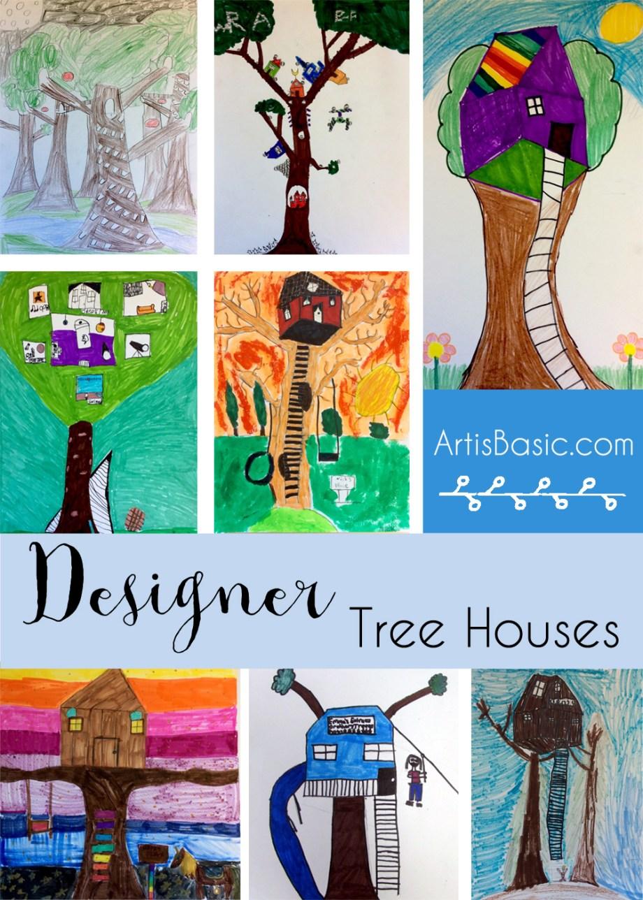 Designer Tree Houses