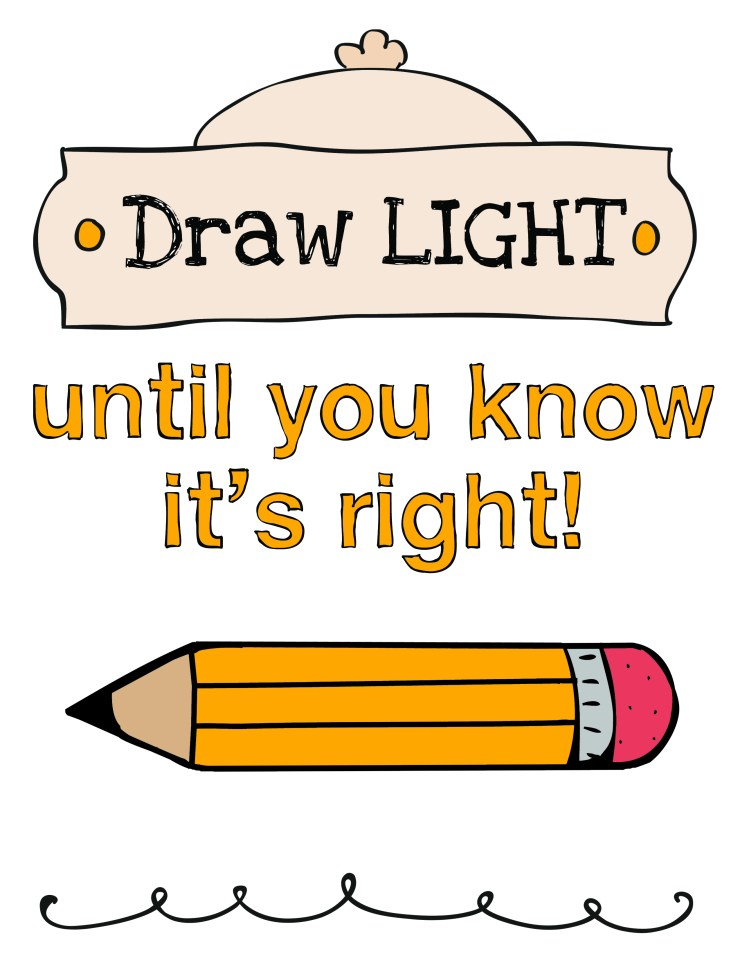 DRAW LIGHT