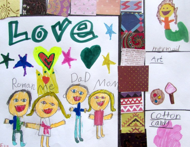 Faith Ringgold Childrens Quilt
