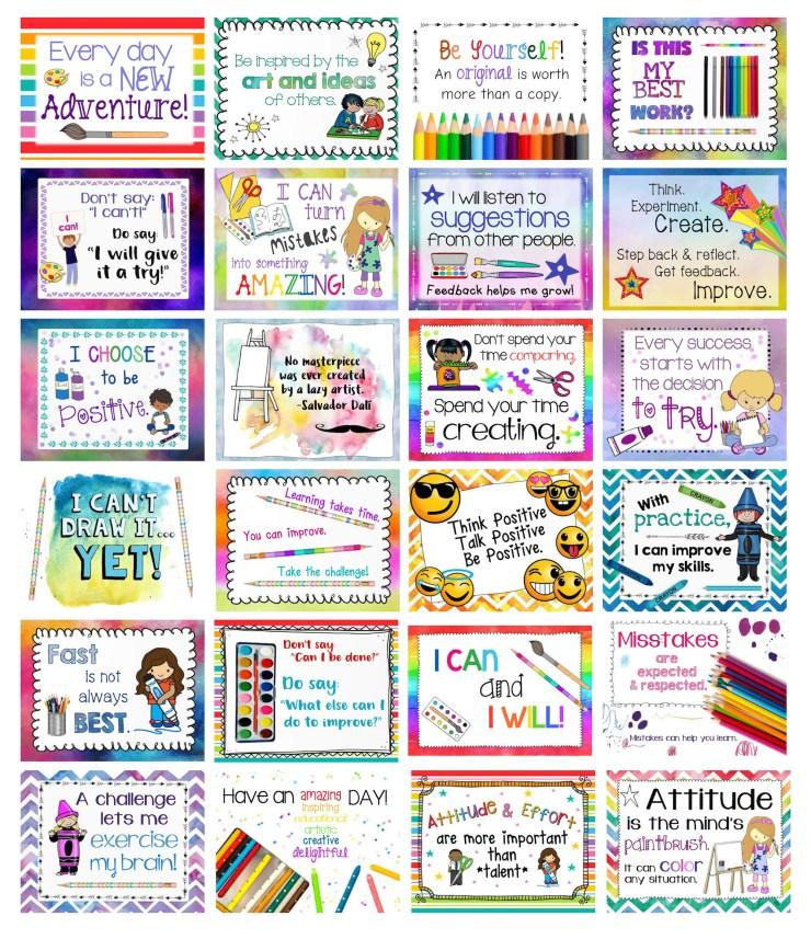 Positive Mindset Posters 2