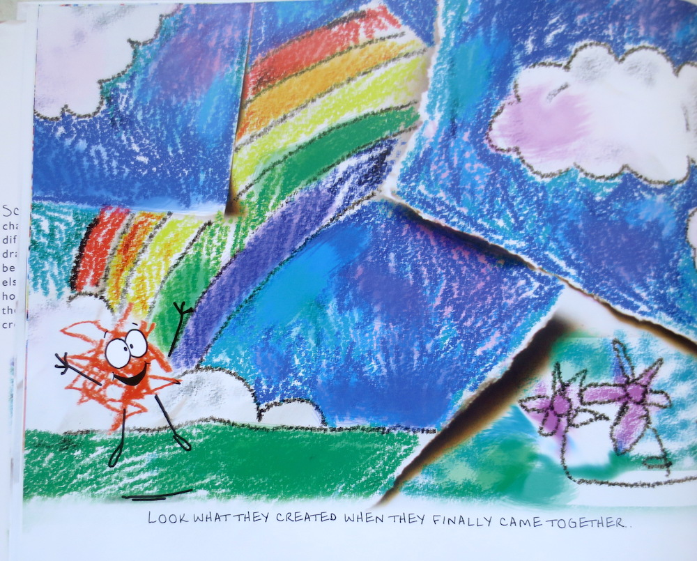 Scribble Drawing For Kids : I m not just a scribble children s book author interview u art is
